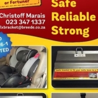 Isofix Points for Toyota Hilux , Toyota Fortuner and Ford Ranger