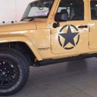 Jeep Wrangler Unlimited 3.6L Sahara Altitude
