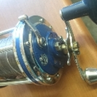 deep sea or surf reel