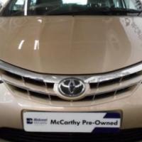 2016 Toyota Etios 1.5 HB XS