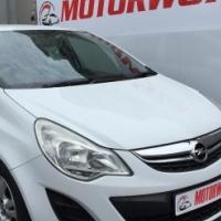 2012 Opel Corsa 1.4 Essentia