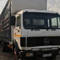 Mercedes Benz V Series 1617 truck for sale