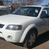 2007 Ford Territory Automatic SUV AWD
