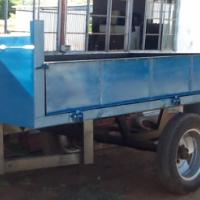 farm trailer heavy duty