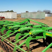 2016 Agrico Ripper 7 Teeth Ripper with Rollers