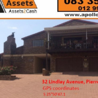 6 Bed 6 Bathroom house / guest house going on auction in RIETVALLEI PARK!