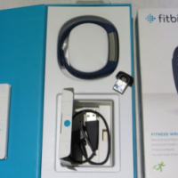 Fitbit Alta Activity Tracker in Blue
