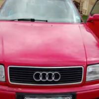 Audi a6 v6 2.8 interior needs work