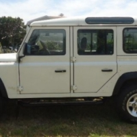 Land Rover Defender 110 Td5 CSW