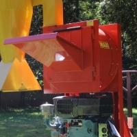 New  Concept; Gentag Maxi Hammer Mill Maximum Output