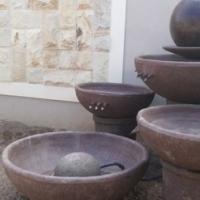 Garden Fountain Set