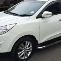 Hyundai ix35 2.0 GLS Executive
