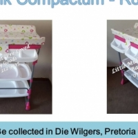 Second Hand Pink Compactum