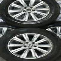 vw amarok 2012 2.0tdi second hand complete original magrim and tyres set for sale
