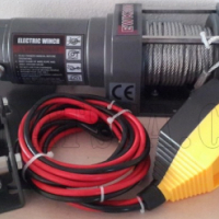 RUNVA X2000N 12V ELECTRIC CABLE WINCH