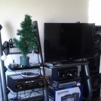 full contents of home, lounge furniture, appliances, entertainment equipment, office machines etc.