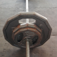 Trogan Barbell+Weights
