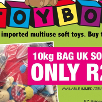 MULTI USE SOFT TOYS FOR RESALE OR CHARITY DONATION