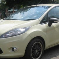 Ford Fiesta 1.4 AMBIENTE