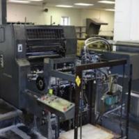Buy Used 1990 Heidelberg MOFPH Sheet Fed Offset Printing Machine