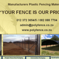 POLYFENCE QUALITY HDPE FENCING PRODUCTS