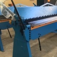 Bending Machine, Box & Pan Folder, 2500mm x 2,5mm, BRAND NEW