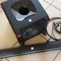 JBL (HK) SB400 Home Sound System