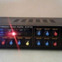 A professional omega amplifier.