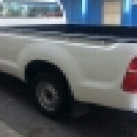 Toyota hillux bakkie vvti for sale