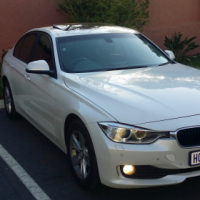 2012 BMW 320d F30 79000km.Steptronic,Excellent Condition.Like NEW.