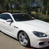 BMW 6 SERIES 640d Gran Coupe 4dr M Sport