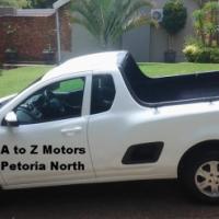 For Sale 2012 Chevrolet Utility 1.4 Club P/U S/C