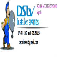 ACHLINE SATELITES  DSTV  OVHD Signals from R200 in Springs