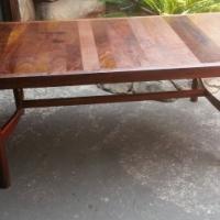 Teak Dining Table (2020x940x730)