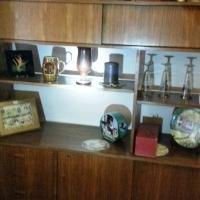 Wooden Room Devider/wall unit