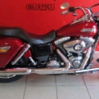 Very Nice Dyna Switchback 2012 Model!