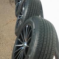 For Sale 4 x Nexen 215/60/R17 Tyres