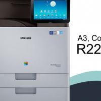 A3 Colour copier