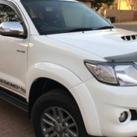 Toyota Hilux Legend 45 extra cab