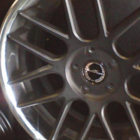 """Exclusive 20"""" AC Schnitzer 5/120pcd Rims available at Kustom Kings"""