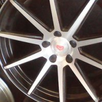 """20"""" Vossen 5/120 pcd new rims only R12900"""
