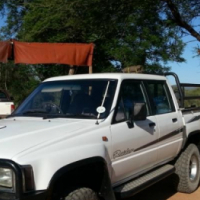 Toyota Hilux DOUBLE CAB 3Liter Supra Petrol