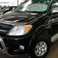 2006 Toyota Hilux 2.7 VVT-i Raider S/C with 165000Km's, Service History,  Powersteering
