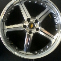 """19"""" Connosor Rims new 5/112 pcd only R8100"""