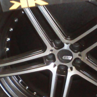 Exclusive 20' PTR Rims 5/120 pcd available only Kustom Kings