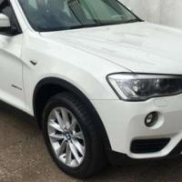 BMW X3 xDrive20d Exclusive Auto