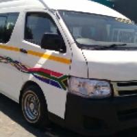 Call Haroon on 2012 Toyota Quantum 2.7 Vvti
