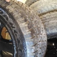 Jeep rims 235/65/17