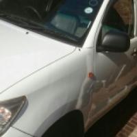 2011 Toyota Hilux 2.5 D4D