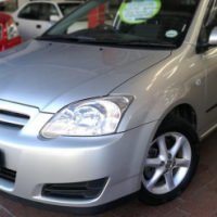 2006 Toyota Runx 140 RS  with 109000km's,Full Service History,Aircon